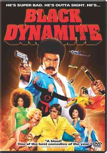 BLACK DYNAMITE BY WHITE,MICHAEL JAI (DVD)