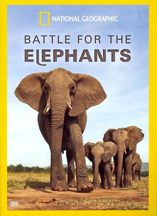 BATTLE FOR THE ELEPHANTS (DVD)